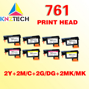 KNZTECH print head CH645A CH646A CH647A CH648A Printhead for761 for 761 Designjet T7100 T7200 Printer image