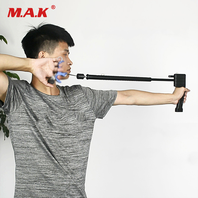 Compound Bow Release Training Tool with laser 61.5x9x5cm Release Trainer Holding Bow Stability Bow Accessory for Hunting-in Bow & Arrow from Sports & Entertainment on Aliexpress.com | Alibaba Group