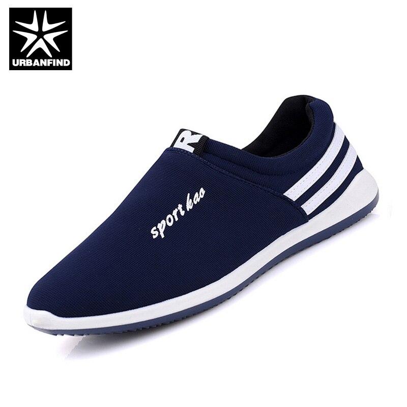 URBANFIND Outdoor Fashion Man Casual Shoes EU 39-44 Discount New Flats Stylish Men Hip Hop Shoes Best Quality Cheap Men Shoes