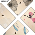 ASTUBIA Dancing Girl Case For iPad 5 Case Transparent Cover For Apple ipad Air Cover For iPad Air 1st Case For Apple New iPad 5