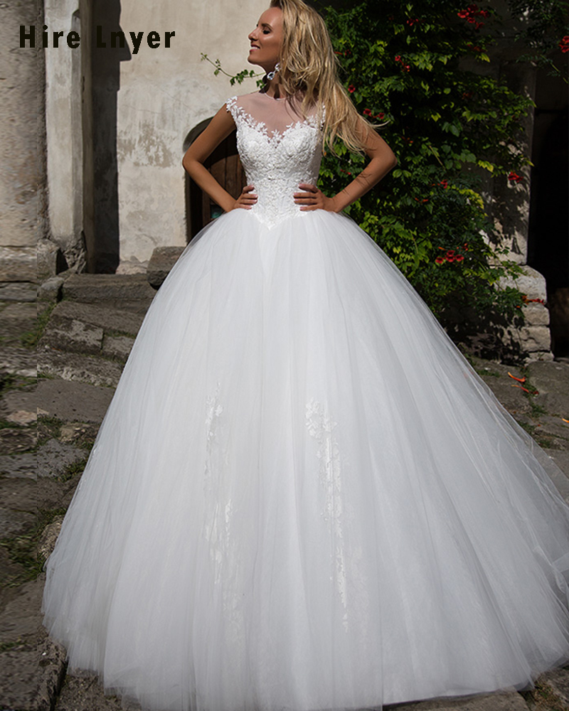 Aliexpress.com : Buy Vestido De Noiva Custom Made Open