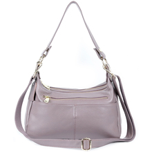 Genuine Leather Traveling Womens Bag Brand Designer Large Capacity Ladies Messenger Girls Cross-body Bags Bolsas Feminina