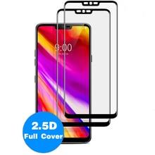 Protector de pantalla de vidrio templado para LG, Protector de pantalla de vidrio templado para V50 V40 G8 K40 K9 K10 G6 G7 V30 Plus K8 K10 K11 2018 K50 Q60