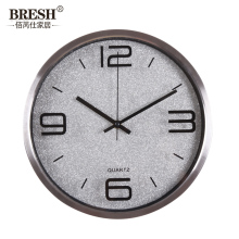 Silent watch clock living room bedroom modern minimalist fashion watch clock quartz clock