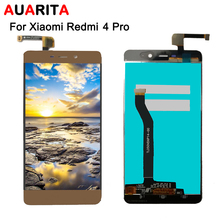 1pcs LCD Display+Digitizer Touch Screen Assembly For Xiaomi redmi 4 pro prime Cellphone 5.0 inch replace display free tools for xiaomi redmi 2 lcd display digitizer touch screen assembly replace hongmi 2 pro 2a redmi2 parts and free tools
