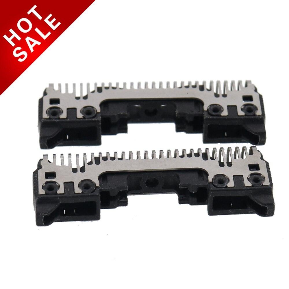 2pcs Shaver Head Cutter For Panasonic ES9064 ES8815 ES7112 ES-RT31 RW35 RC50 ES9064 ES7115 RC60 ES-RT30 ES8816 ES7111 ES-RT40