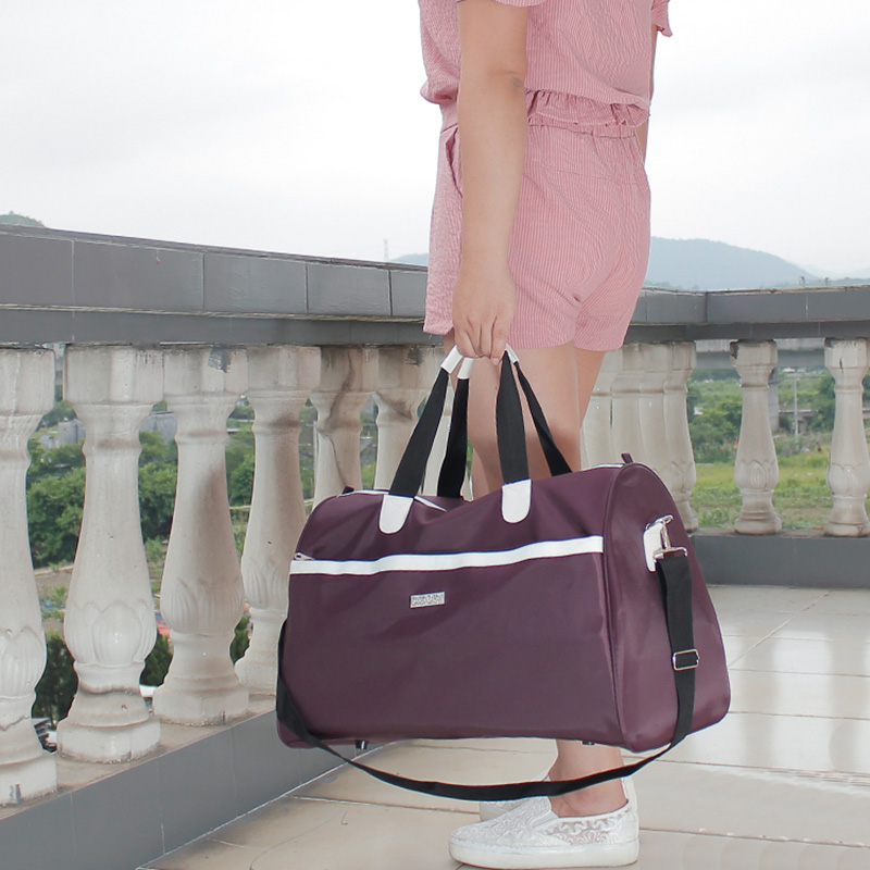 Kadınlar Için yeni Moda Oxford Su Geçirmez Seyahat Çantası - Bagaj ve Seyahat Çantaları - Fotoğraf 6