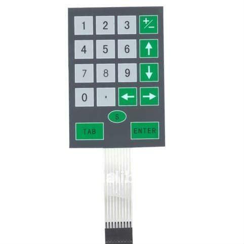 keyboard membrane switch