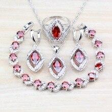 f918a68e0941 Compra garnet jewelry set y disfruta del envío gratuito en ...