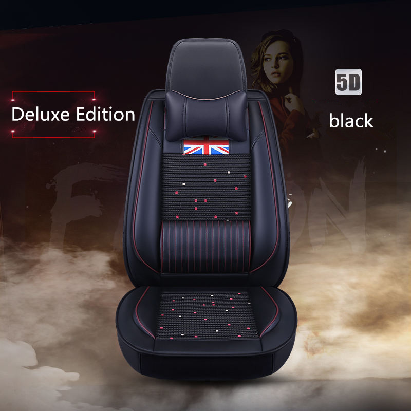 New 5Seats( Front+Rear)car-styling Car <font><b>seat</b></font> cover For Audi BMW Toyota Honda <font><b>CRV</b></font> SUV Ford car accessories