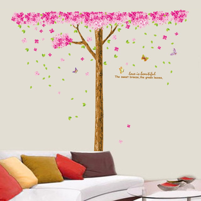 Wall Art Decal Quote Diy Large Bedroom Garden Home Decor Diy Art Size