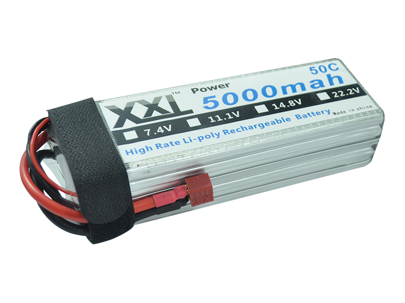 XXL RC Lipo Battery 5000mAh 5S 50C Max 100C 18.5V Lipo Battery for RC Aircraft Helicopter Airplane  7 4v 500mah 50c lipo battery
