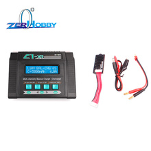 Ev-Peak C1-XR, an easy used AC balance Lipo Ni-mh Charger for RC Car, 100 - 240V input, 100W  Lipo Ni-mh  Charger, SAA Certifica все цены