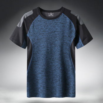 Quick Dry Short Sleeve GYM T-Shirt 1