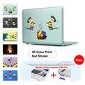 Minion Play Golf Pattern Print Matte Laptop Case For Macbook Air 13 inch Air 11 Pro Retina 13 15 For Mac Book Air 13 Case Cover