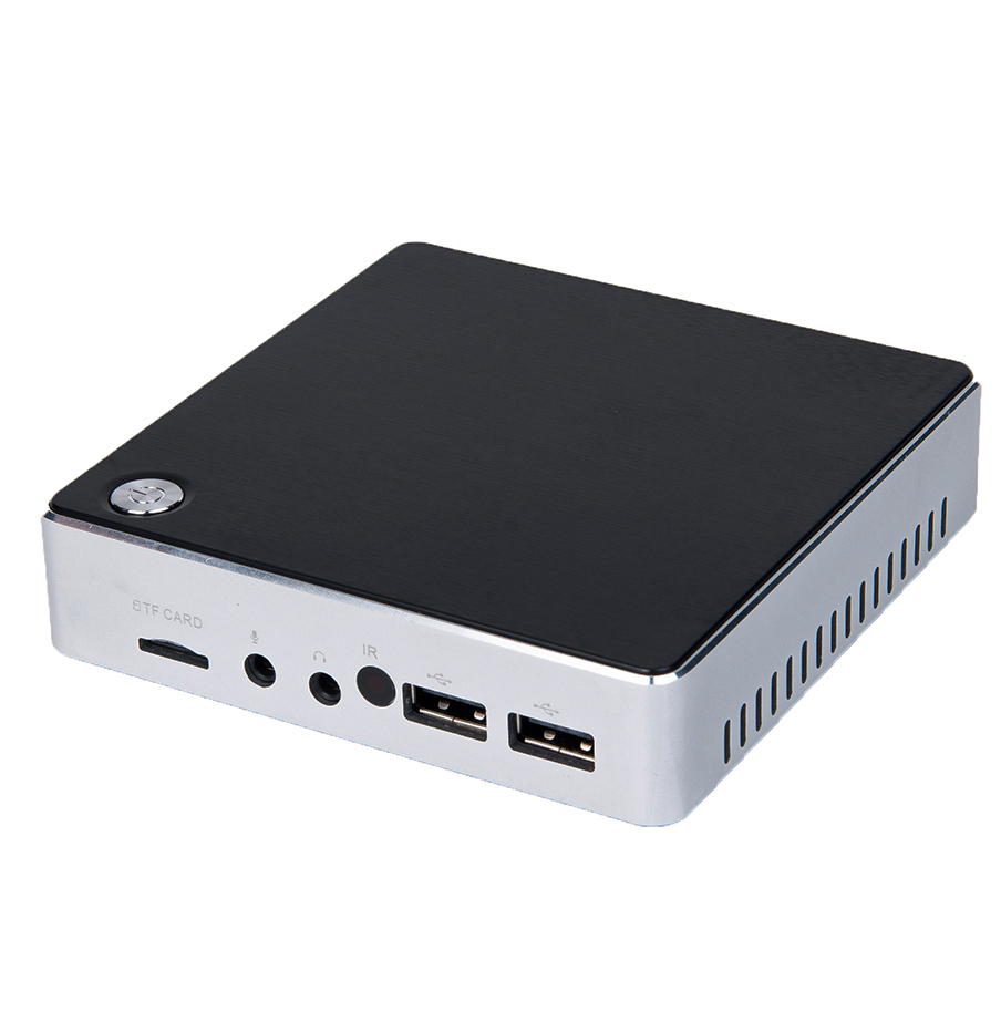 gzgmet windows 10 fanless mini pc quad core portable micro hd minipc station pocket desktop with. Black Bedroom Furniture Sets. Home Design Ideas