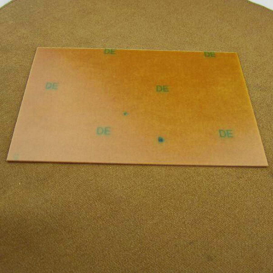 10pcs Lot Single Side 1015 Universal Board Blank Copper Clad Circuit Boards Printed Prototype Pcb In Sided From Electronic