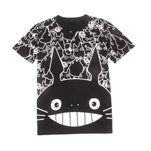 Brdwn New My Neighbor Totoro Unisex Cosplay T-shirt Casual  Short sleeve Tees Tops