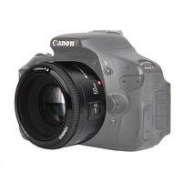 In Stock!YONGNUO YN50mm f1.8 YN EF 50mm f/1.8 AF Lens YN50 Aperture Auto Focus for Canon EOS DSLR Cameras