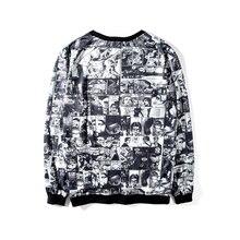 Marvel Printed Female Hoodie Sweatshirt
