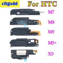 cltgxdd 1pcs New Loud Speaker For HTC M7 M8 M9 M9+ X9 Buzzer Ringer Flex Cable Component Repair Replacement