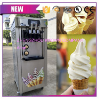 ree shipping easy operation commercial automatic soft ice cream maker making machine