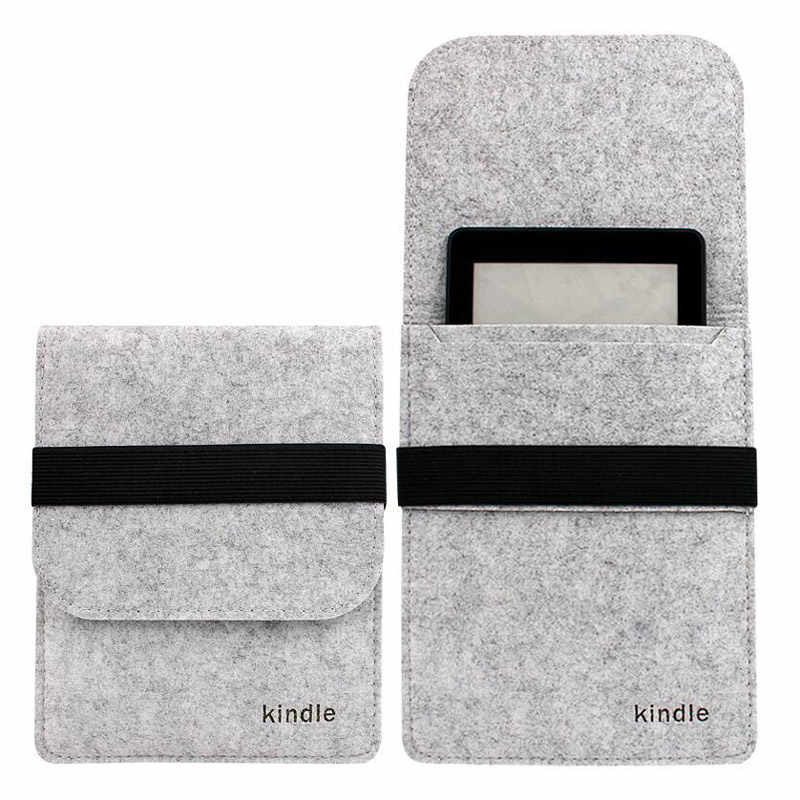 Войлочный чехол для 2018 Kindle 10th поколения Amazon Kindle Paperwhite 1/2/3 пакета (ов) Kindle 8th крышка 6 дюймов читалка 2019 версия Чехол