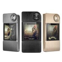 """Étui en cuir gratuit + SHANLING M2 DAP Hifi MP3 Musique Lecteur DSD192kHz/32bit 2.35 """"TFT LCD Fonction DAC Sans Perte Lecteur de Musique"""