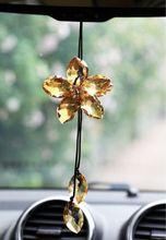 Espelho Retrovisor do carro Pendurado Ornamentos Pingente Auto Espelho de Carro Pingente De Carro SUV Interior Decor Ornamento de Suspensão da Jóia de Cristal