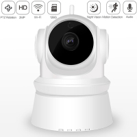 1080P HD IP CCTV Camera Indoor Wireless Surveillance Night Vision 720P WIFI Camera Baby Monitor Two