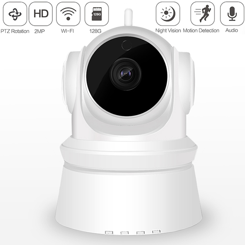 1080P HD IP CCTV Camera Indoor Wireless Surveillance Night Vision 720P WIFI Camera Baby Monitor Two Way Audio YooSee APP wireless ip camera home wifi hd 1080p 960p night vision ir two way audio cctv camera baby monitor security surveillance camera