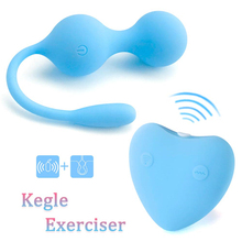 Remote Vibrator Sex Toys for Woman Kegel Balls Vaginal Ben Wa Powerful Clitoris Chinese Balls.