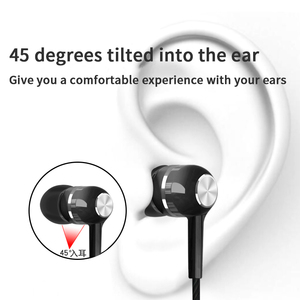 Image 4 - Type c Stereo Music Earbuds for LeTV TYP Wired Control Noise Cancelling earphone Sports With Microphone Type C Headset Usb c sh*