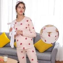 2019 Новый Для женщин топы для беременных мама одежда лестно Сторона Ruching с длинными рукавами овальным вырезом Футболка для беременных LC0003