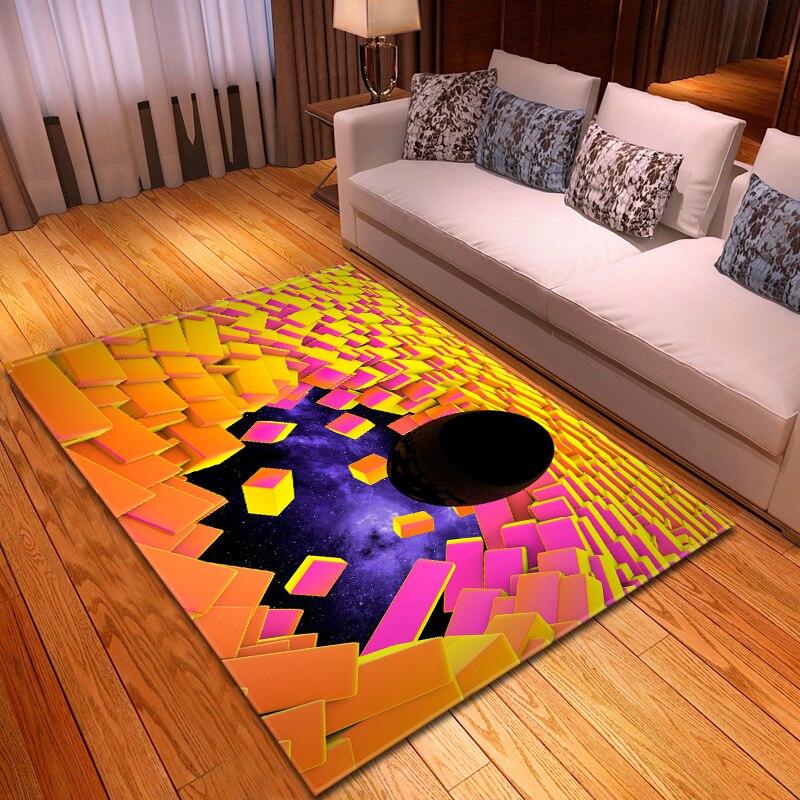 SKTEZO le nouveau tapis 3D pour tapis de salon et tapis pour la maison salon tapis chambre tapis grand - 3