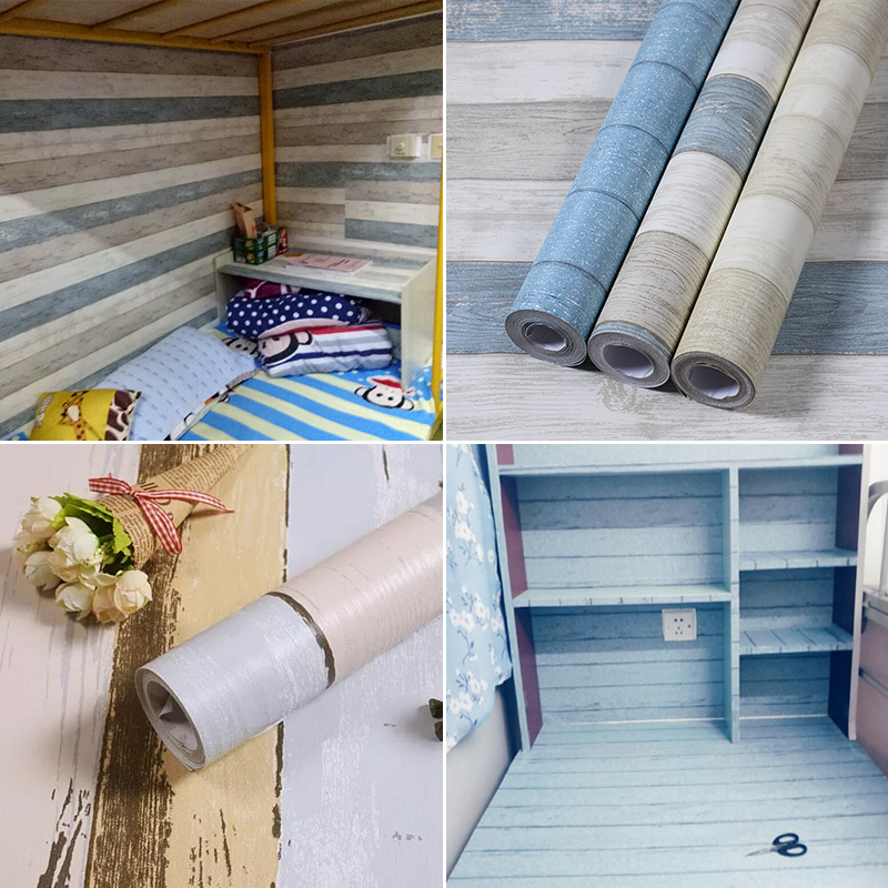 Waterproof wallpaper self adhesive wall stickers bedroom for Waterproof wallpaper for home