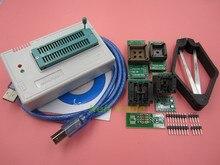 Darmowa Wysyłka 1KIT Prgrammer TL866CS MiniPro Uniwersalny Programator USB/Program Bios + 6 sztuk Adapter NIE BOX