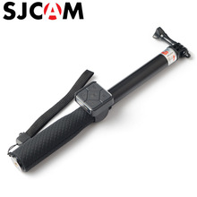 Original SJCAM Aluminum Monopod Selfie Stick+Remote Control for SJCAM M20 SJ6 LEGEND SJ7 Star WiFi Sports Action Camera Monopod