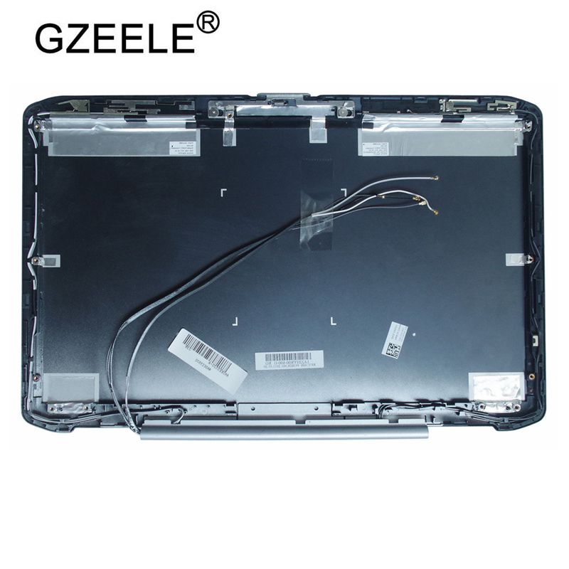 GZEELE For Dell Latitude E5520 5520 15.6 LCD Back Cover Rear Lid 0RFTWY RFTWY top caseGZEELE For Dell Latitude E5520 5520 15.6 LCD Back Cover Rear Lid 0RFTWY RFTWY top case