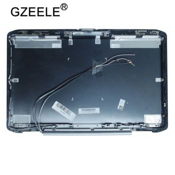 """GZEELE For Dell Latitude E5520 5520 15.6"""" LCD Back Cover Rear Lid 0RFTWY RFTWY top case"""