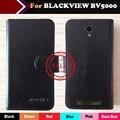 """Blackview bv5000 case 5.0 """"2017 6 colores ultra-delgado de cuero exclusivo case para blackview bv5000 protectora cubierta del teléfono + tracking"""