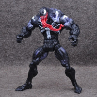 Venom Marvel Comics Action Figure Orange Variant Special Edition Icons 7inch 2