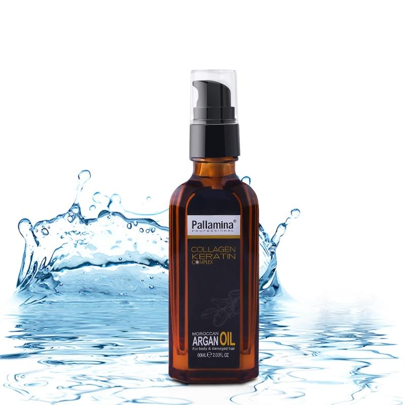 Moroccan Argan Oil Keratin Hair Straightening Hair Care