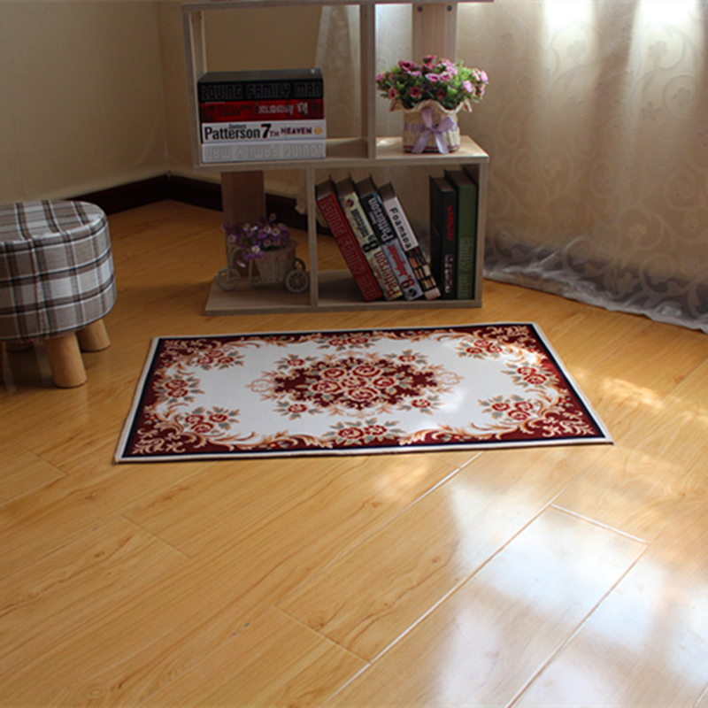 Mat For Home Parlor Bedroom Living Room 9 Dimensions: Zeegle European Style Jacquard Welcome Door Mats Home Area