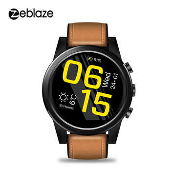 Zeblaze Thor 4 PRO Smart Watch men 4G LTE 16GB+1GB 5MP Camera Touch Screen Watch men GPS SIM WIFI BT Sports Smartwatch #XJ30 - DISCOUNT ITEM  31 OFF Consumer Electronics