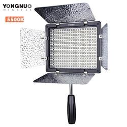 Yongnuo YN300 III YN-300 lIl 5500K CRI95+ Pro LED Video Light with Remote Control,Support AC Power Adapter & APP Remote