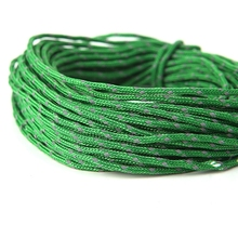 2.5mm Reflective Guyline Camping Tarp Tent Wind Rope Runners Line Cord Paracord W15
