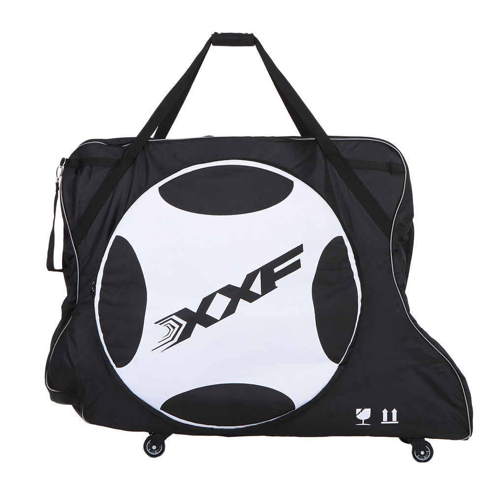 XXF Bag Carry-Bag Road-Bike-Bags Bike Transport Travel Nylon for 700C Automatically Inflatable-Pad