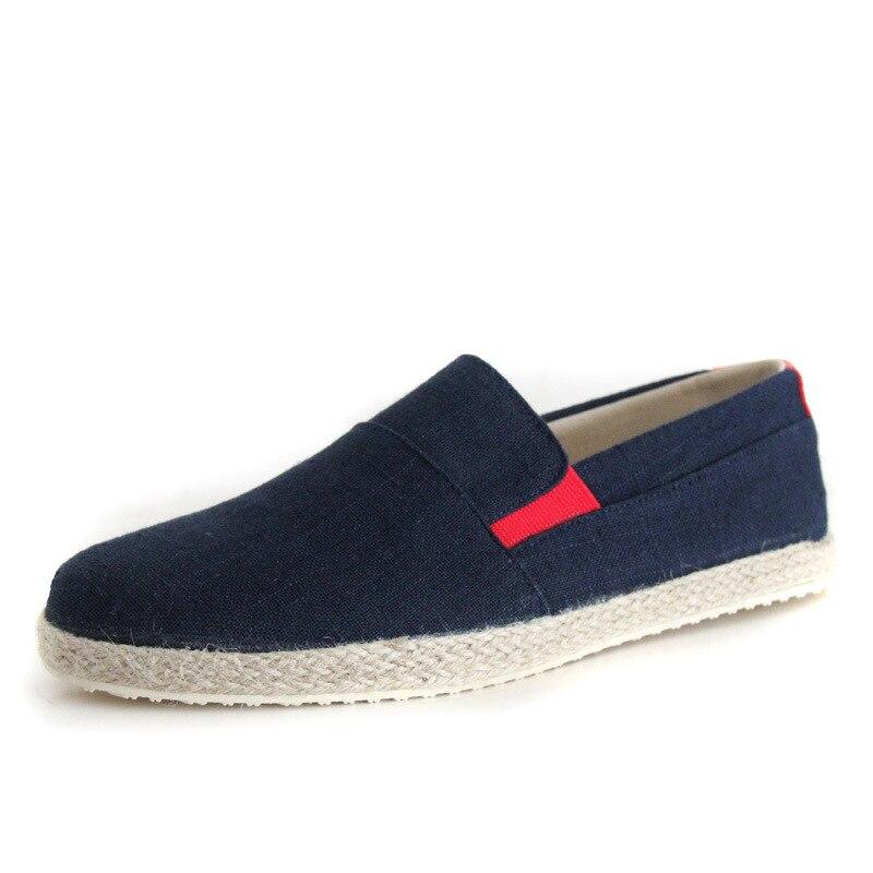 Autumm Moda Lazer Plana Primavera Para Sólida Condução Homens Preto Céu Sapatos Concise Preguiçosos Casual azul Deslizamento Confortáveis Sobre De azul vwxq0rvO