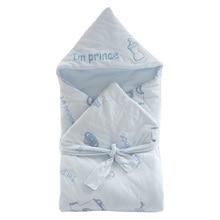 Детское 95% хлопковое теплое мягкое детское постельное белье-бампер, одеяло для новорожденных, 90*90 см, постельное белье